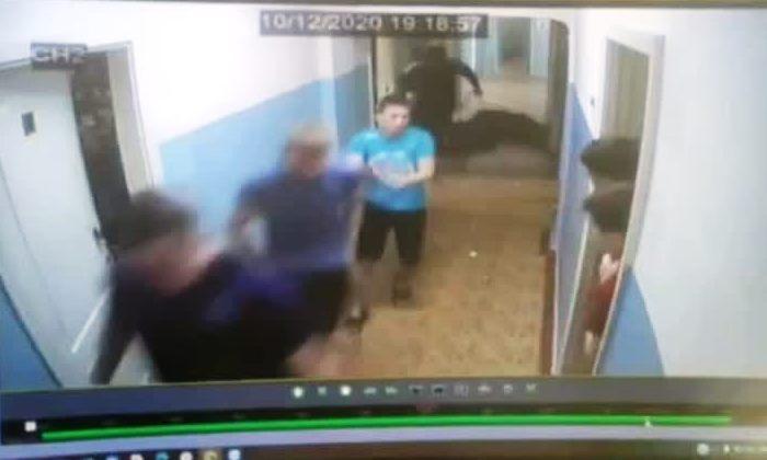В Ангарске при взрыве пострадали два спортсмена