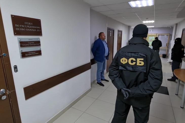 В Иркутске задержан глава Усть-Кута (видео)