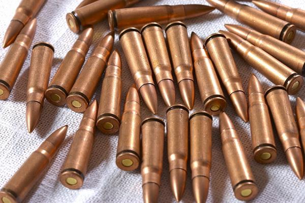 Житель Ангарска осужден за незаконное хранение боеприпасов