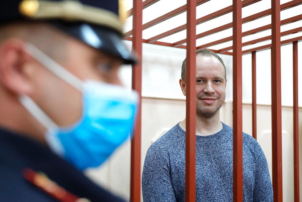 Андрея Левченко суд оставил в тюрьме
