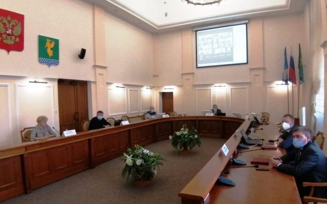 Депутаты единогласно поддержали поправки в бюджет АГО