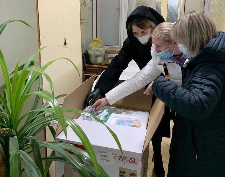 Ангарский бизнес оказал помощь медучреждениям на 1,4 млн рублей
