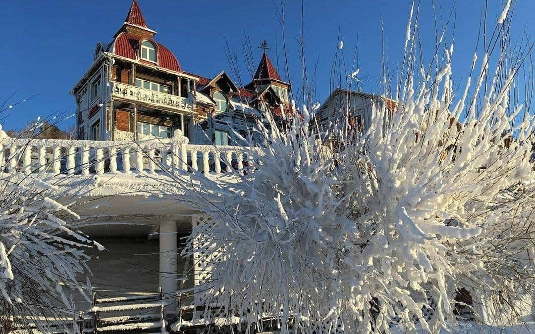 Можно ли встретить Новый год на Байкале?