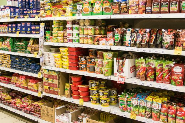 Правила продажи продуктов изменятся с 1 января