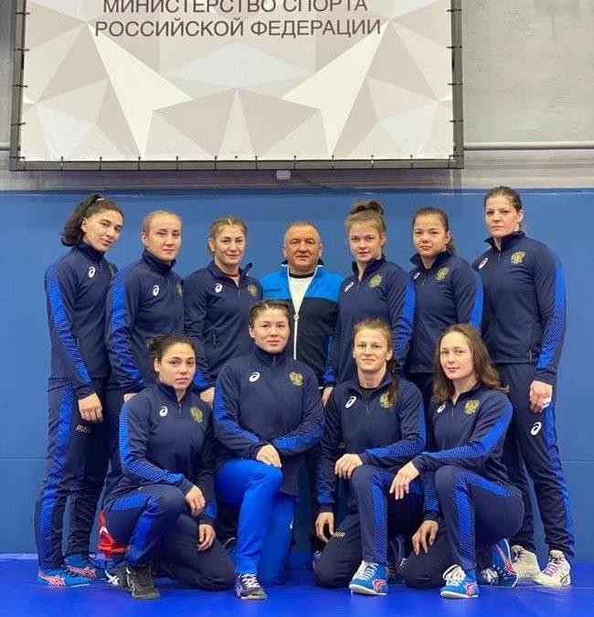 Екатерина Букина примет участие в Кубке мира по вольной борьбе
