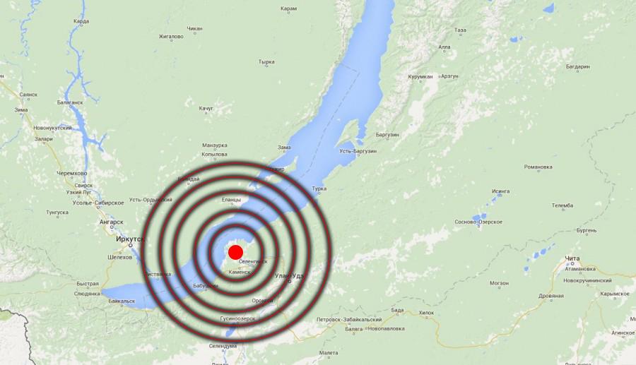 В Иркутской области оценивают ущерб от землетрясения