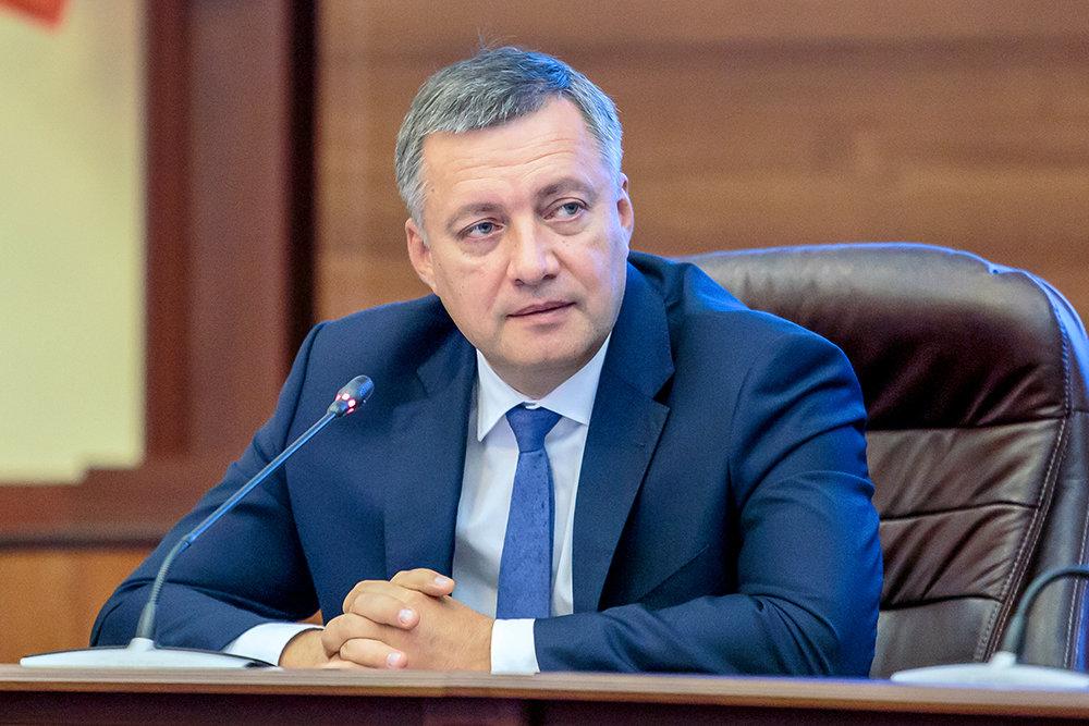 Губернатор Иркутской области в прямом эфире 18 декабря подведёт итоги 2020 года