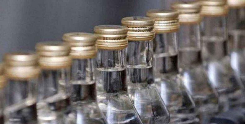 В Приангарье обнаружили крупную партию суррогатного алкоголя