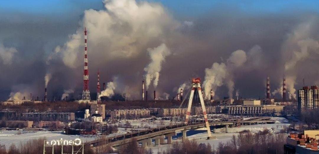Половина из 22 городов России с загрязнённой атмосферой находятся на Байкальской территории