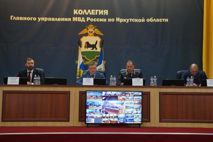 Иркутская область заняла 19 место по уровню преступности в 2020 году