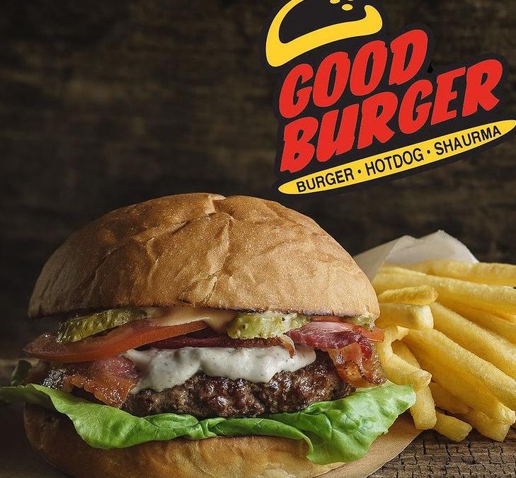 Good Burger – Гуд Бургер – доставка бургеров Ангарск