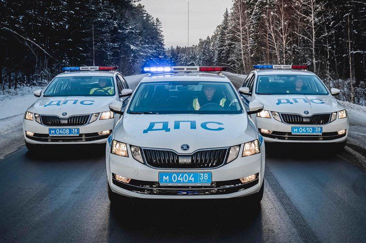 76 нетрезвых водителей выявили в Иркутской области полицейские в новогоднюю ночь