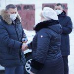 Больницы Иркутской области получили новые автомобили