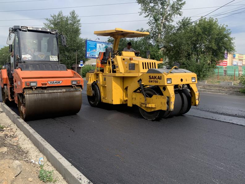 В ходе ремонта дорог в Ангарском округе особое внимание ежегодно уделяется повышению безопасности водителей и пешеходов