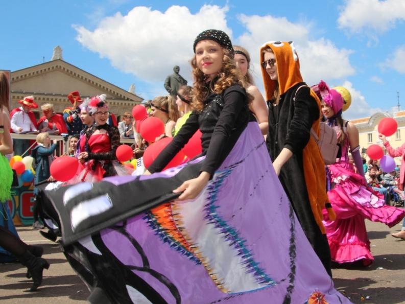 Тема традиционного карнавала в юбилейный год – «Винтажный Ангарск»