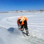 Из-за угрозы подтопления на реках в Иркутской области распилят лед