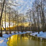Погода в Ангарске 6 марта