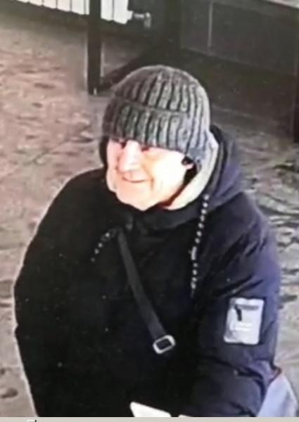 Полиция Ангарска разыскивает мужчину