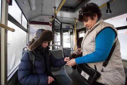 За высадку детей без билета из общественного транспорта будут штрафовать до 30 000 рублей.