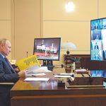 """Путин """"отправил"""" губернаторов в больницы, как простых посетителей"""