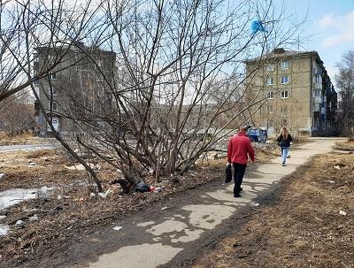 Когда в Ангарске очистят улицы от мусора