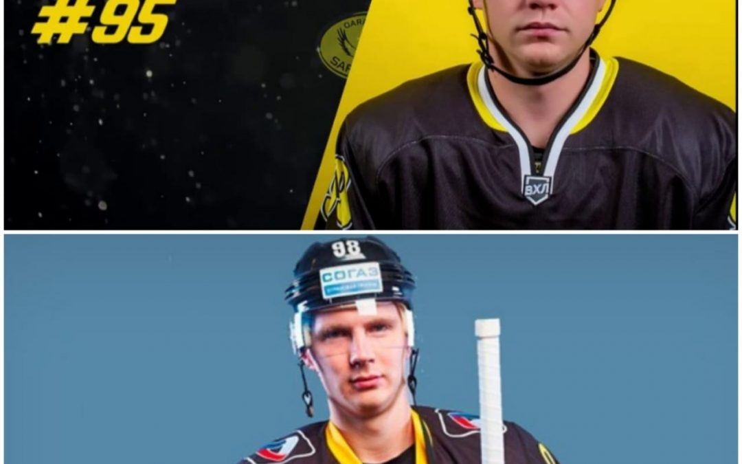 Двое экс-хоккеистов ангарского «Ермака» стали чемпионами Казахстана по хоккею.