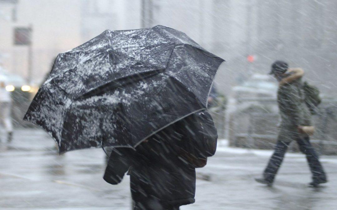 Ухудшение погодных условий прогнозируется в Иркутской области 15 апреля.