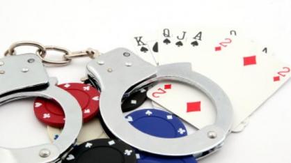 Пять ангарчан незаконно организовывали азартные игры
