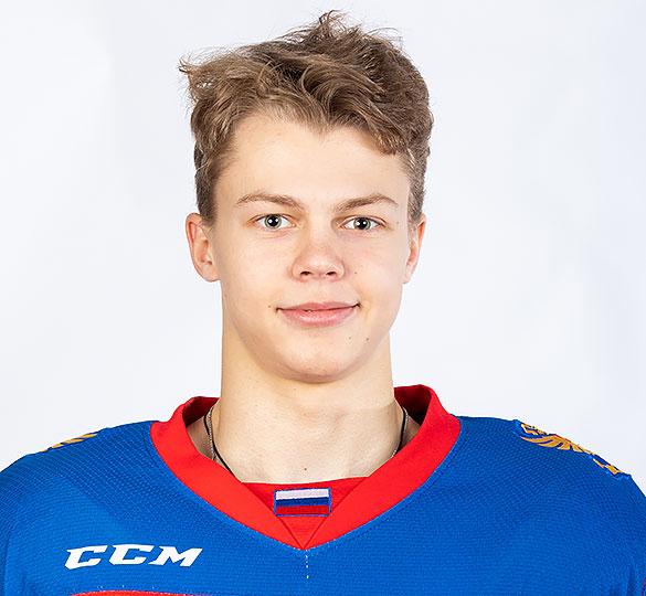 Воспитанник «Ермака» из Ангарска Грудинин попал в состав сборной России на ЮЧМ в США.