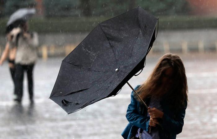 В Иркутской области объявлено штормовое предупреждение