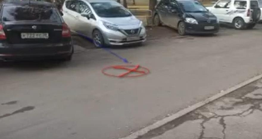 Водитель в Ангарске совершил наезд на ребенка и скрылся. Нашли быстро (Видео)