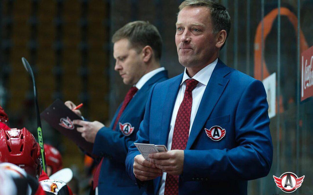 «Ермак» продлил контракты с прошлогодним тренерским штабом.