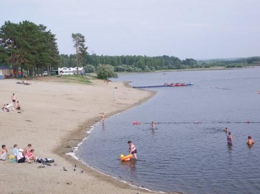 Пригодные водоёмы для купания в Иркутской области