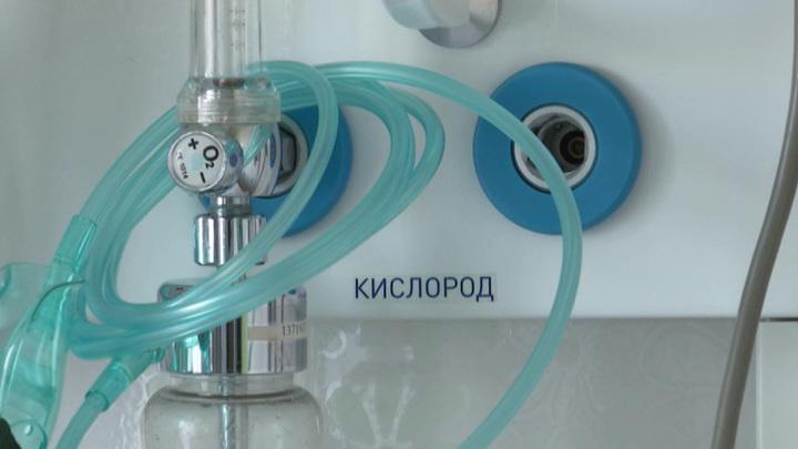За прошедшую неделю в ковидные госпитали Иркутской области поступило 250 тонн кислорода.