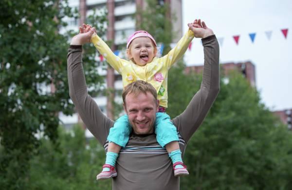 В России появится День Отца