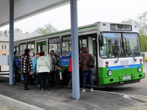 С 15 июля возобновляется движение автобусов по садоводческим маршрутам