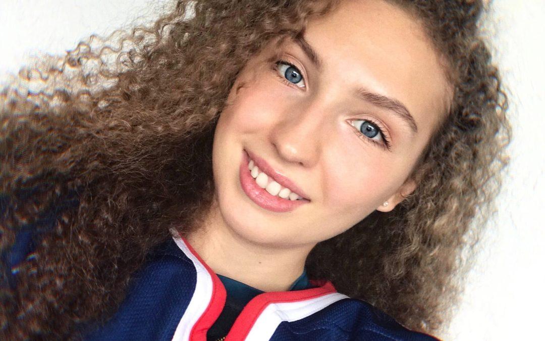 София Лифатова из Ангарска сыграет на женском Чемпионате мира по хоккею
