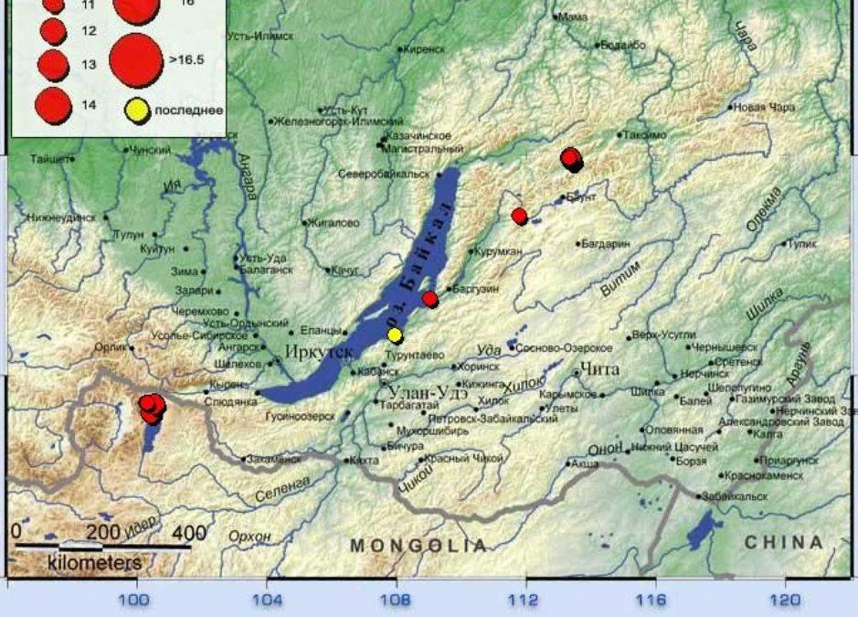 И вновь землетрясение