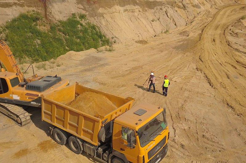 Под Ангарском начались работы по строительству мусороперерабатывающего завода.