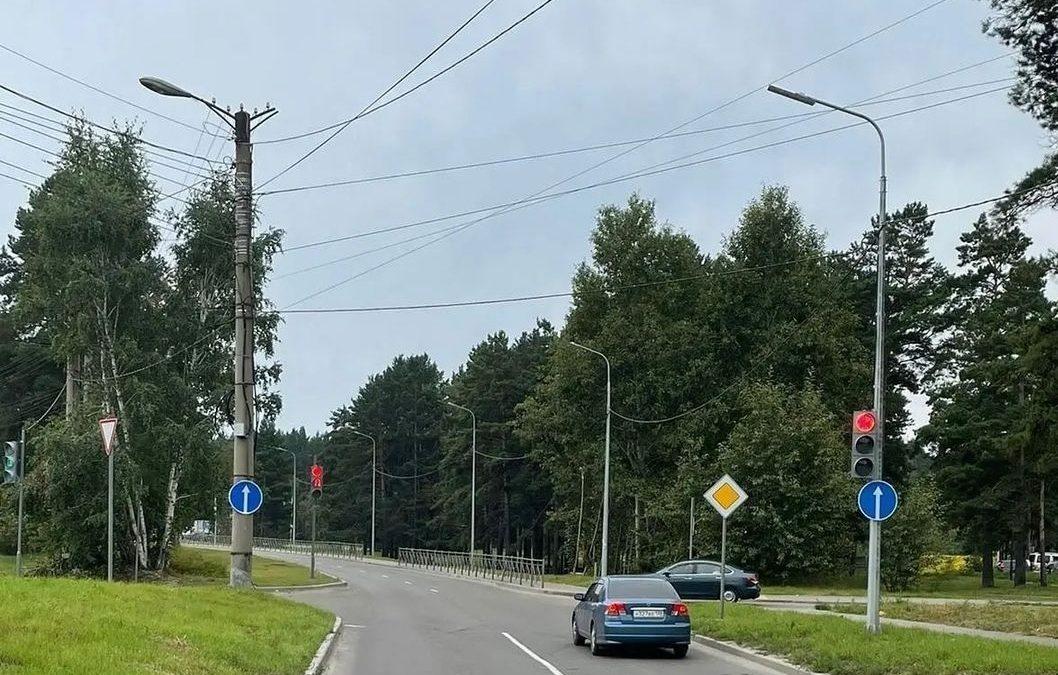 В Ангарске открыли новую дорогу!