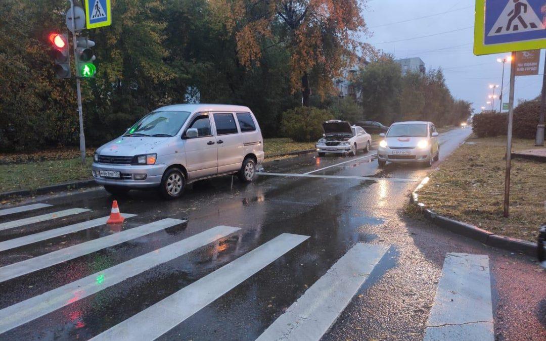 ДТП в Ангарске. Сводка за неделю 20-26 сентября 2021