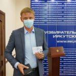 Антон Красноштанов лидирует на выборах депутатов Госдумы в Ангарском одномандатном округе
