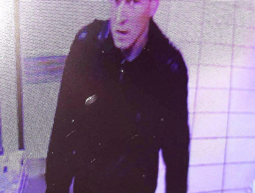 Полиция Ангарска разыскивает подозреваемого в краже личных вещей