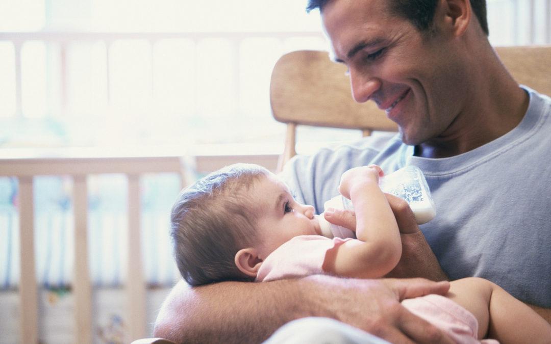 Отцам с 2022 года начнут выдавать маткапитал.