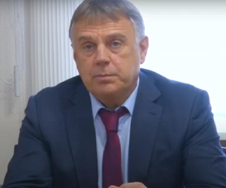 мэр Ангарска Сергей Петров о необходимости вакцинации от COVID-19