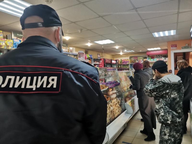 В Ангарске продолжаются проверки соблюдения ограничительных мер