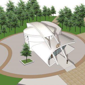 Определен подрядчик для разработки проекта нового загса в Ангарске.
