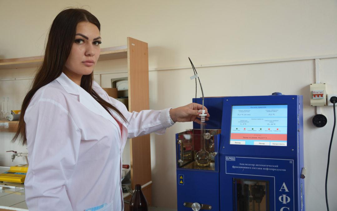 АнГТУ приобрел новое учебное оборудование на средства АНХК