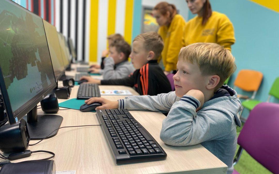 Школа программирования в Ангарске – KIBERone