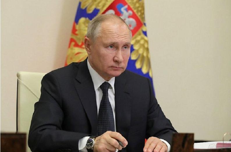 Путин одобрил введение нерабочей недели из-за роста заболевамости COVID-19 в стране